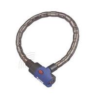 Cadeado Trava P/ Moto/portão Artic 22x1500mm Fume C/ Alarme