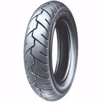 Pneu 90/90-10 Michelin S1 Dianteiro Burgman 125/150 + Largo