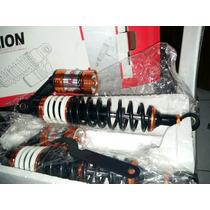 Amortecedor Gas Cg Titan 125 150 Yes Cbx 200 Ybr Dourado