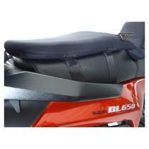 Almofada Em Gel Suzuki V-strom 650 (2013 Acima) - Passageiro