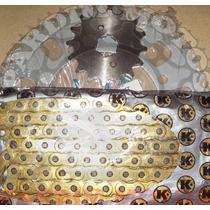 Virago Relacao Virago 250 Vaz/gold Dourada Aço 1045 C/retent