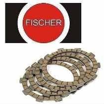 Discos De Embreagem Dafra Riva 150 (5 Peças) Fischer
