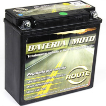 Bateria Moto Yamaha Ybr 125 E 2000 Ate 2008 - 5,5 Ampéres