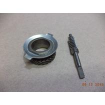 Engrenagem + Pinhao Velocimetro Xls 125 / Xlr 125