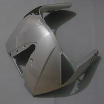 Carenagem Dianteira Prata Traxx Sky 125 2010