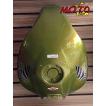 Tanque Hornet Cb600 2008 / 2013 - Verde