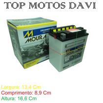 Bateria Moura Mv14-e Moto Honda Cbx 750 Ref. Yuasa Yb14-a2