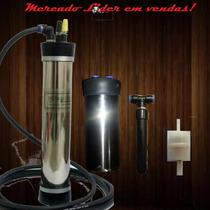 Kit Gerador Hidrogênio Para Gnv - 1.5 A 2 L/m Para Kit Gnv