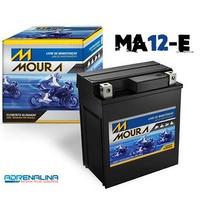 Bateria Moura Ma12 E Moto Vt Shadow 750 Gs 650 F 800 Burgman