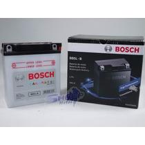 Bateria De Moto Bosch Yamaha Xtz 125cc Ano 2002 Até 2013