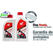 Óleo Genuíno Honda - 10w30 - Honda - Kallu Motos