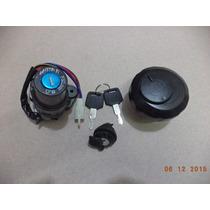 Kit Ignição / Tampa Tanque / Trava Lateral Ybr / Xtz 125