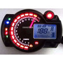 Painel Digital Universal 299km/h Para Motos Pronta Entrega