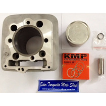 Cilindro Motor Kit Completo Nx-400 Falcon