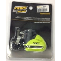 Trava Moto Disco Media - 5.5mm - Pto/verde Cawu 504437