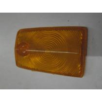 Lente Do Pisca Rd 135 ( Amarela) Kit 4 Peças