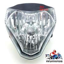 Farol Completo Cb 300r C/ Lampada Mod. Original