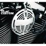 Buzina Cromada Drag Specialties Harley/custom/old/vintage/hd