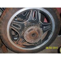 Roda Dianteira E Trazeira Cb 400 Original