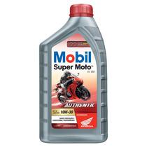 Kit Troca Oleo/filtro Honda Cbr 600 Mobil 10w30 Autentic