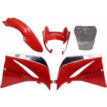 Kit Xt660 Carenagem Vermelha 2010 Á 2014 A Pronta Entrega