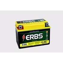 Bateria Erbs Etx 9bs Dafra Kansas 150 Cb 500 Vt Shadow 600