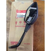Espelho Cb 300 L/e - Original Retrovisor Novo Esquerdo
