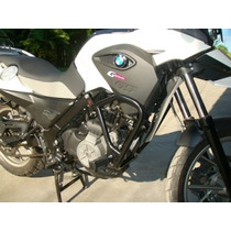 Protetor Motor E Carenagem Bmw Gs 650 Com Pedal Chapam 12416
