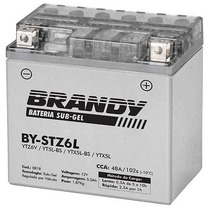 Bateria Brandy Sub-gel By-stz6l ( Titan 150 Ks/es/esd/mix/c