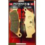 Pastilha Xt 660r 2004 A 2013 Dianteira Potenza Ptz 209 Fl