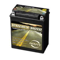 Bateria Selada Route Ytx14a-bs Para Moto Cb 400 - Cb 450