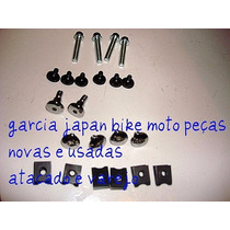 Kit Parafusos Carenagem Cbx 250 Twister Completo