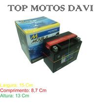 Bateria Moura Ma10-e Moto Suzuki Bandit Ref. Yuasa Ytx12-bs