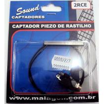 Captador Piezo De Rastilho P/ Cavaco - Malagoli 2rce