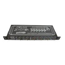 Amplificador De Fone De Ouvido Power Click Rk X6 P/ 6 Fones