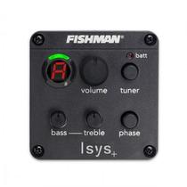 Captador Fishman Isys + Completo Violão Cavaco Viola