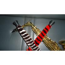 Escova Secadora Para Instrumentos Musicais-sax Alto