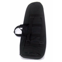 Capa Bag Extra Luxo P/ Trombone Médio Cr Bag