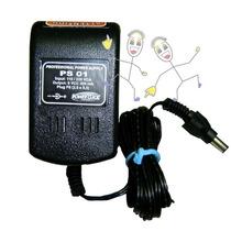 Fonte De Alimentação Power Click Ps 01 Amplificador De Fone