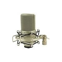 Mxl 990 Microfone Condenser Para Estudio C Shock Mount