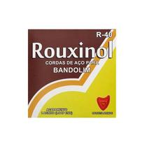 Encordoamento Rouxinol R-40 Bandolim Aço 8 Cordas