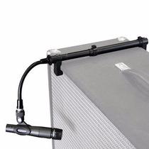 Suporte,apoio,haste Flexível Para Microfonar Amplificadores