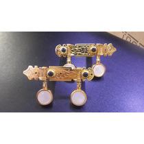 Tarraxa Deval Gold P/ Cavaco Dourada (anel)pg Aac1200