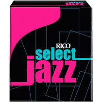 Palheta Rico Select Jazz Para Sax Alto - Nº 2