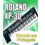 Manual Do Teclado Roland Xp 30 Em Português