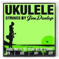 Encordoamento Para Ukulele Nylon Tenor .029 Dunlop