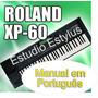 Manual Do Teclado Roland Xp 60 Em Português