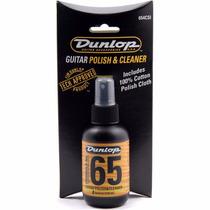 Limpador / Polidor Dunlop F65 Com Flanela - Nota Fiscal