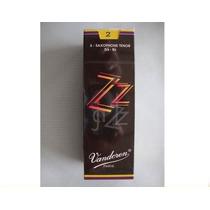 Vandoren Zz Palheta P/ Sax Tenor Si Bemol Sr422 N°2 C/ 5 Und