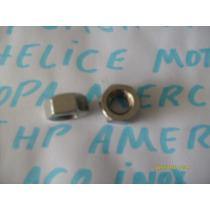 Porca Da Helice Motor De Popa Mercuri 25hp Americano